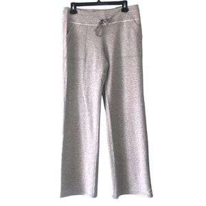 Alo Energy Lounge Relaxed Pant Light Heather Gray